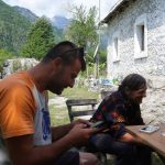 Albanien Shkodra Theth