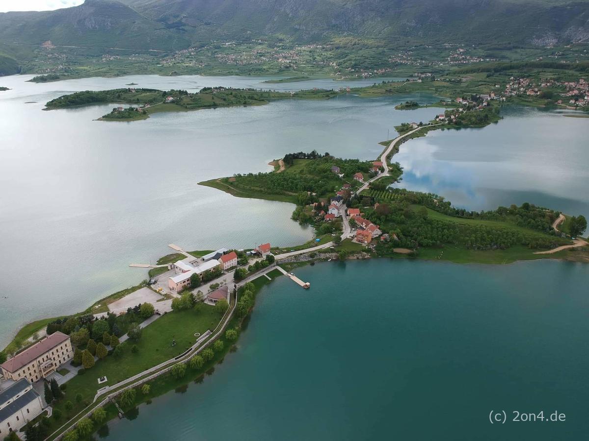 Bosnien Scit Ramsko Jezero