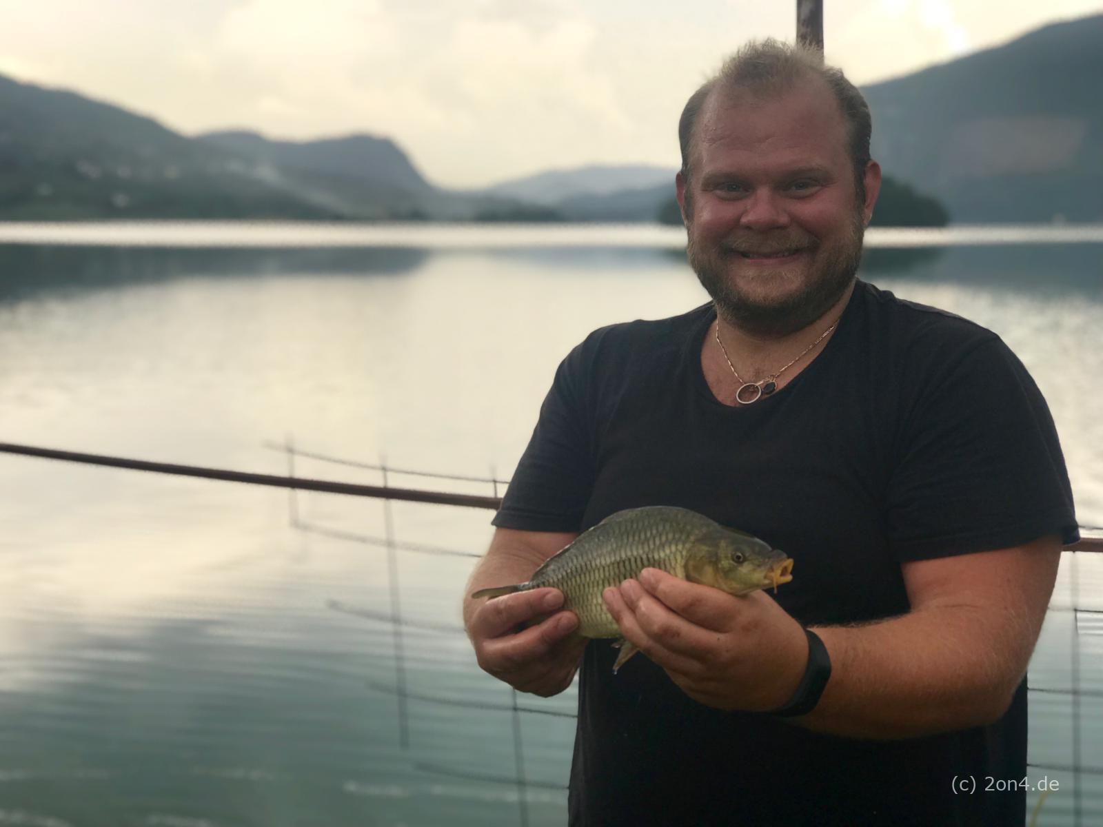 Bosnien Ramsko Jezero Camping